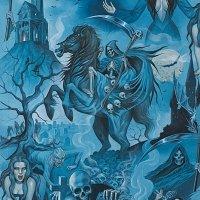 MIDNIGHT SHADOWS 8740-A BLUE