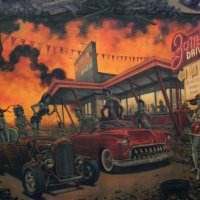 ZOMBIE DRIVE-IN 8364-A APOCALYPSE