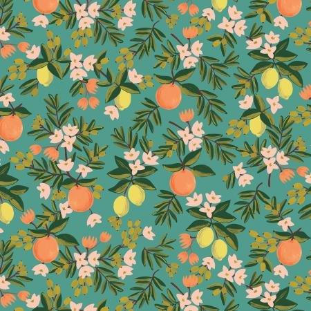 PRIMAVERA RP300-TE3 citrus_floral_teal