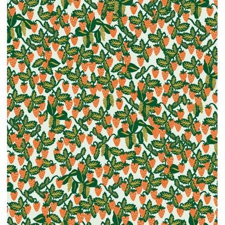 PRIMAVERA RP306-MI1 strawberry_fields_mint