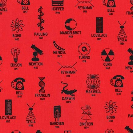 SCIENCE FAIR 2 SRK-18000-3 red