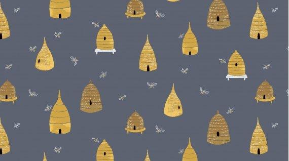 HONEY BEE STELLA-SRR670 SKY BEE HIVES