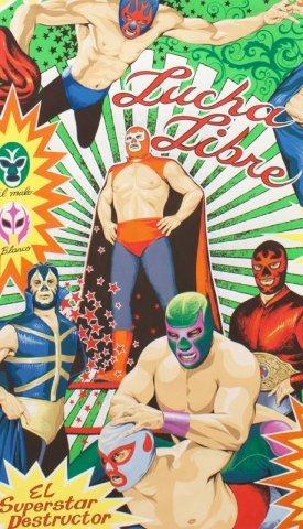 super lucha libre_7811a