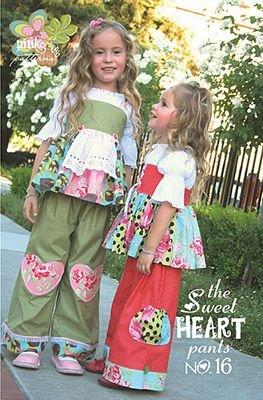 The Sweet Heart Pants