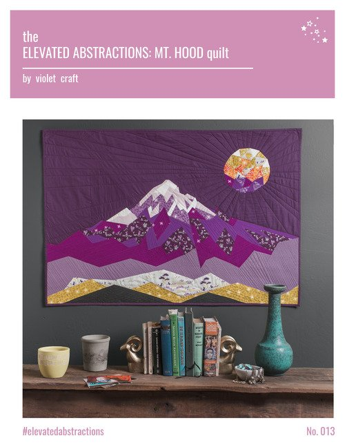 VIOLET CRAFT - ELEVATED ABSTRACTIONS: MT. HOOD