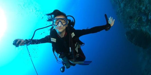 Diving Club for Children 10 on up