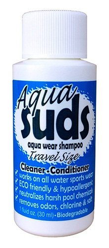 JUST ADD WATER SOLUTIONS (JAWS) Aqua SUDS -Aqua Wear Shampoo - 1 oz travel size