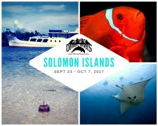 Solomon Islands Liveaboard 2017