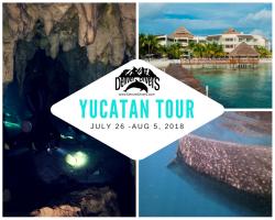 Tour of the Yucatan 2018