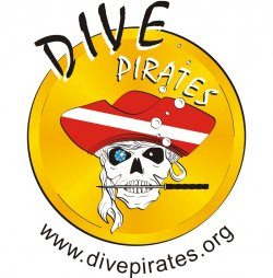 Dive Pirates Logo