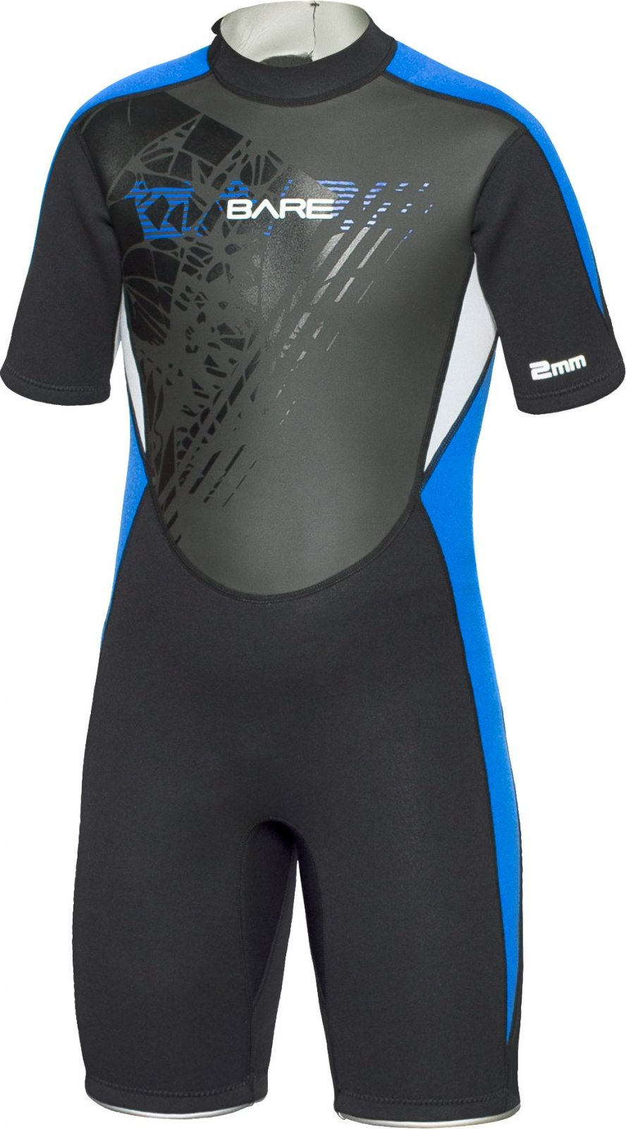 BARE Junior Shorty 2mm Wetsuits