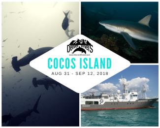 Cocos Island Liveaboard 2018