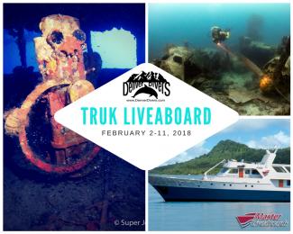 Truk Lagoon Liveaboard 2017