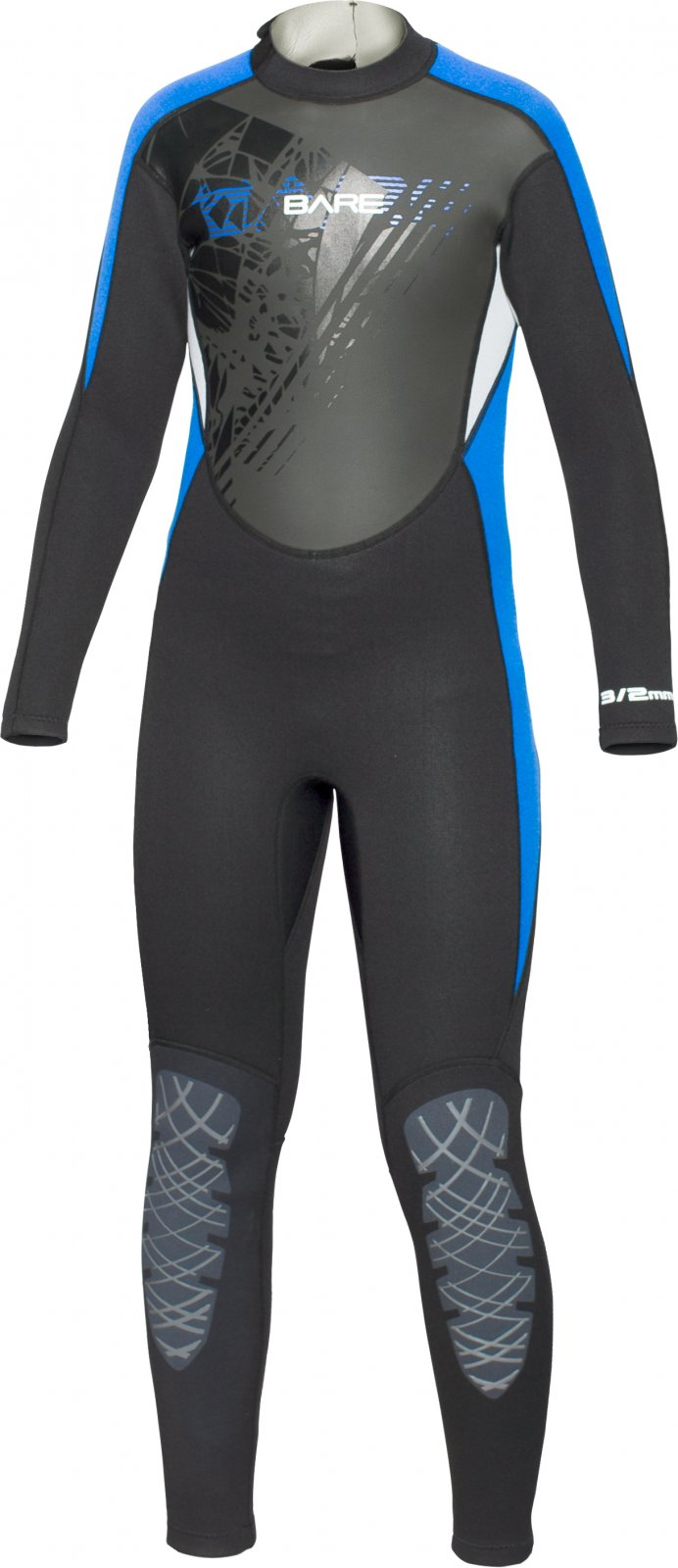 BARE 3/2 Manta Full Youth Wetsuits