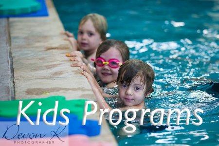 Kids Swim Programs