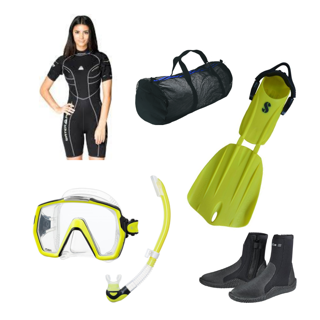 Adventure Snorkel Package Image