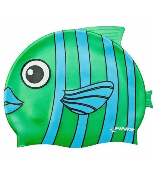 FINIS Animal Heads Swim Cap
