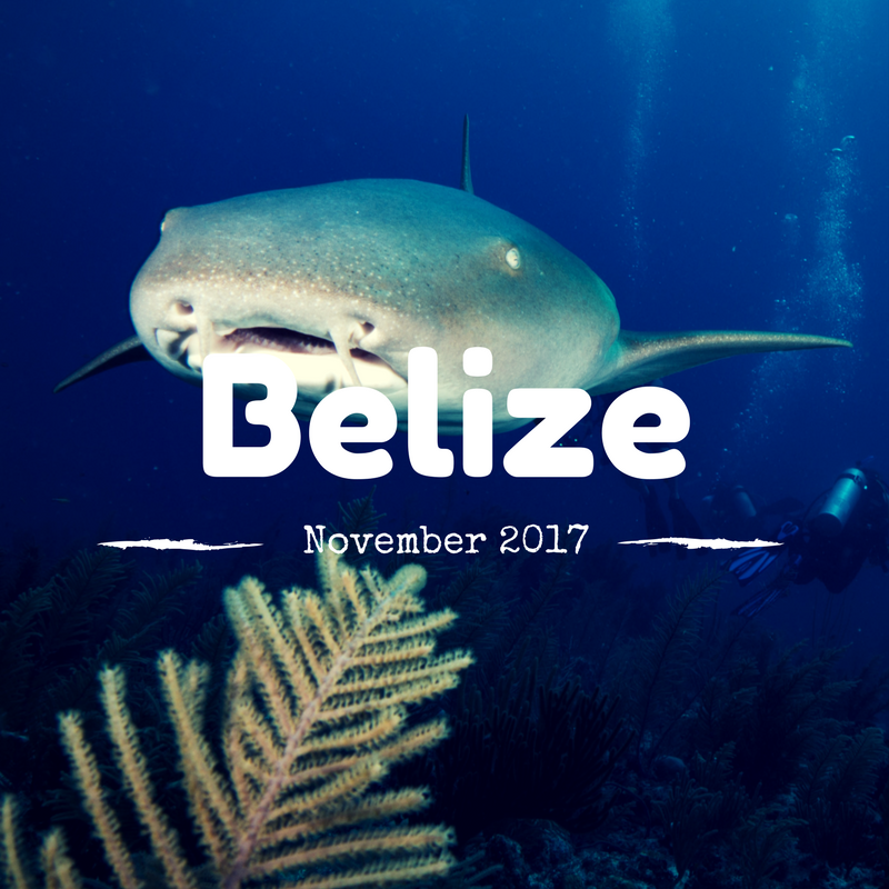 Belize Scuba Bash 2017