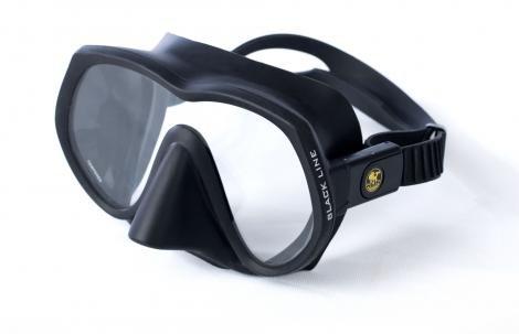 POSEIDON BlackLine Mask