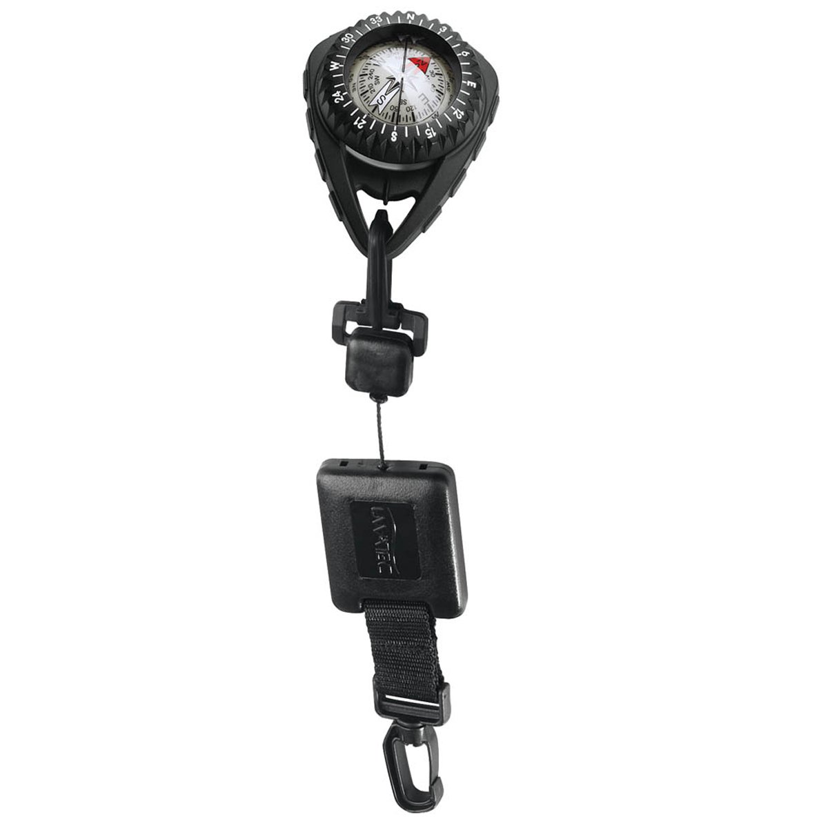 SCUBAPRO FS-1.5 Compass with Retractor