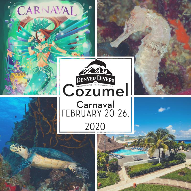 Cozumel Carnaval 2020