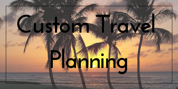Custom Travel Planning