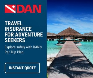 DAN Travel Insurance Link