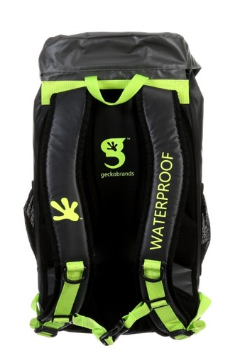 GECKOBRANDS Waterproof DayPack Backpack (25 Liter)