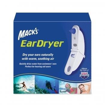 TRIDENT MACK'S Ear Dryer