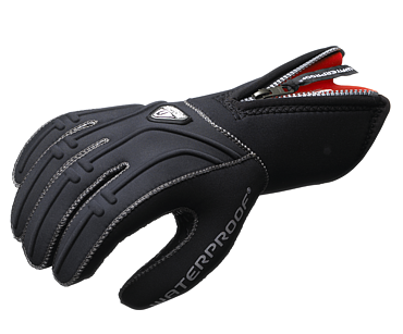 WATERPROOF G1 Glove  5-Finger Semidry 5mm