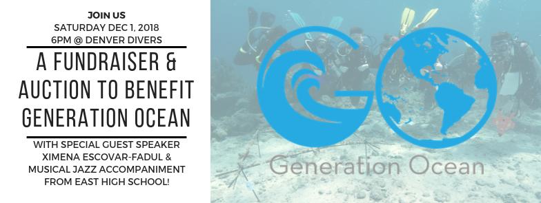 Generation Ocean Header
