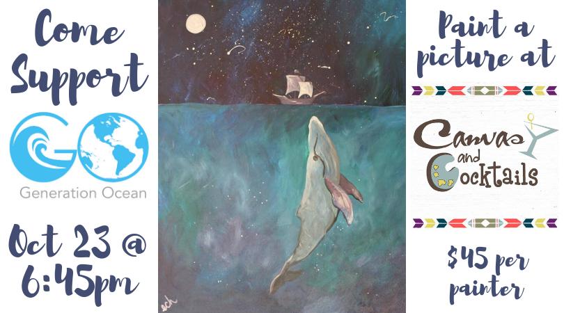 Generation Ocean Fundraiser