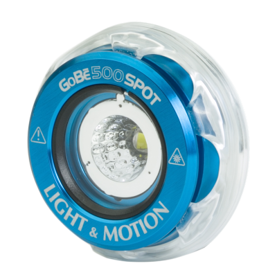 LIGHT & MOTION GoBe 500 Spot Head for Diving