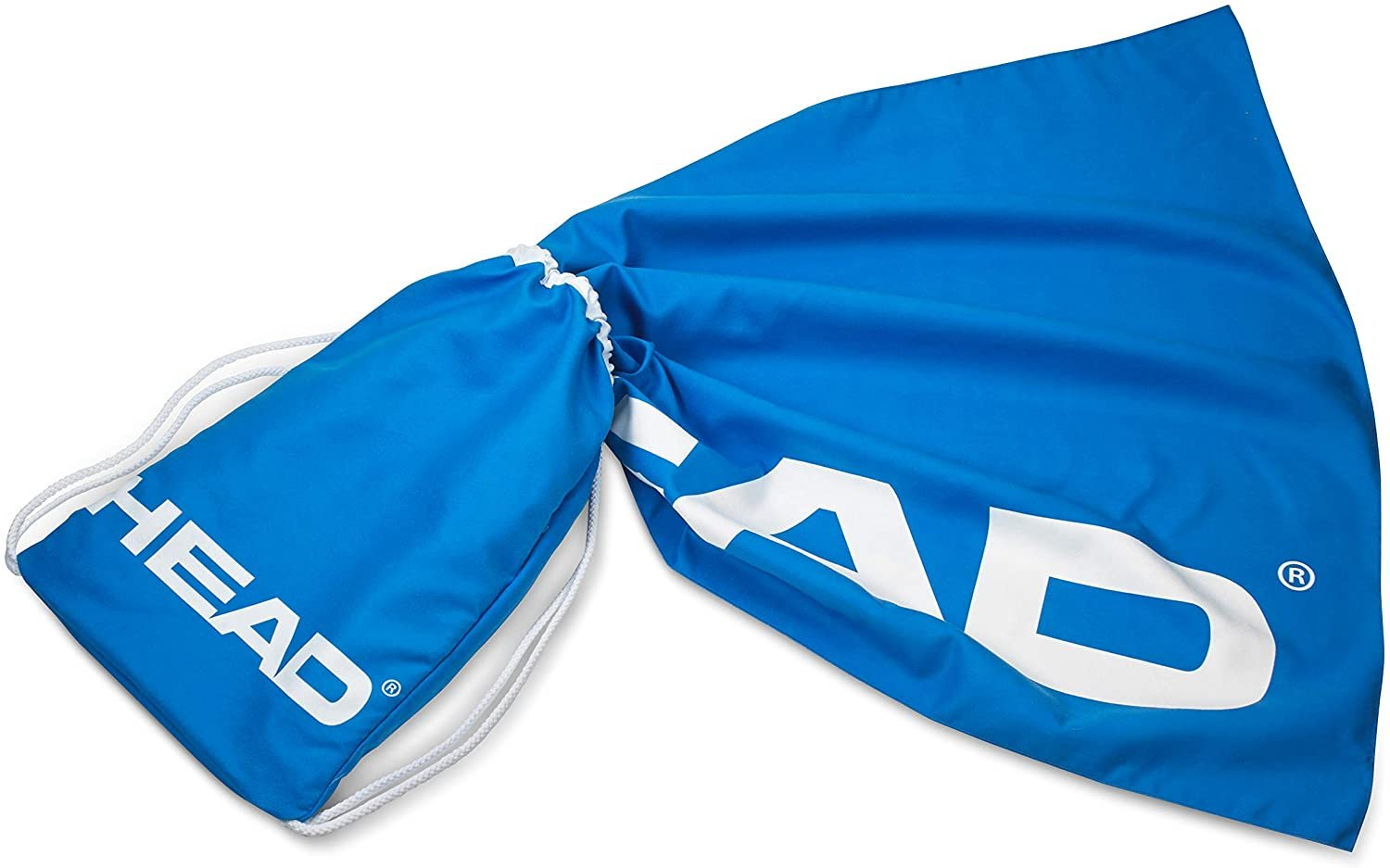 HEAD SPORTS Adventure Microfiber Travel Towel (2-in-1 Towel & Backpack)