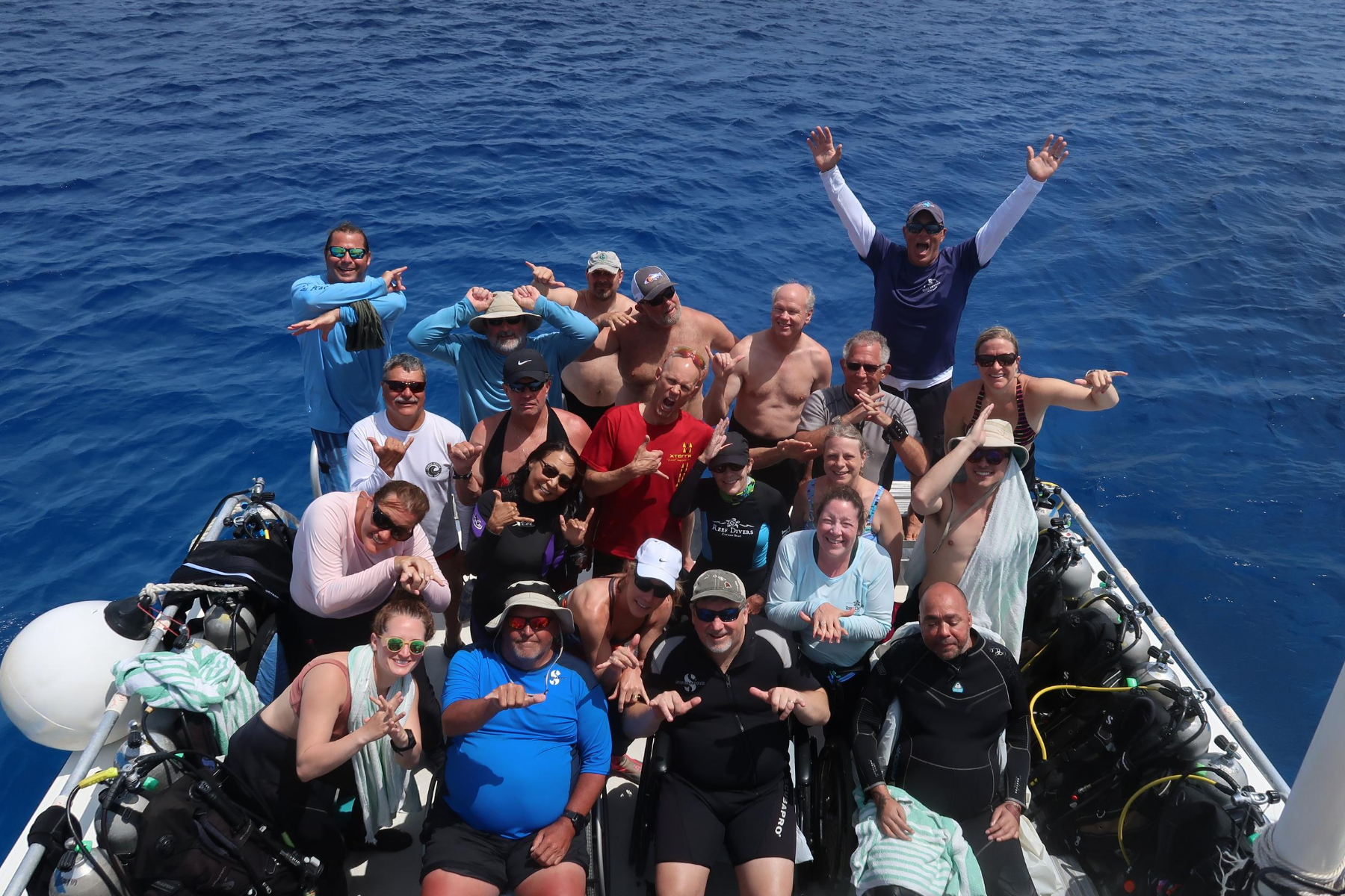 Adaptive Dive Instructor Image
