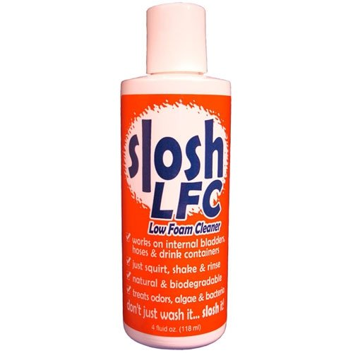 JUST ADD WATER SOLUTIONS (JAWS) Slosh LFC BC Cleaner 4 oz (cleans and conditions internal bladder)