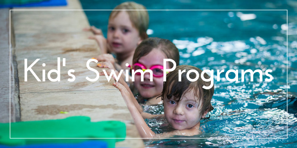 Kids Swim Programs