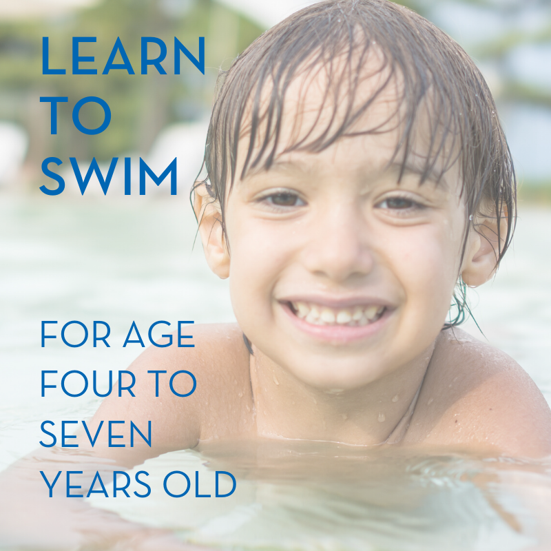 Learn to Swim 4-7 Years Link