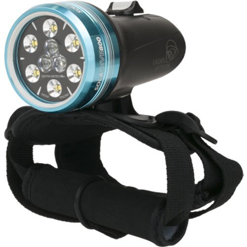 LIGHT & MOTION Sola Dive 800 Spot/Flood Light