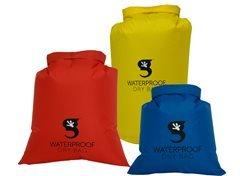 GECKOBRANDS Lightweight Compression Dry Bag 3 Pack (8.8L 4L 2L)