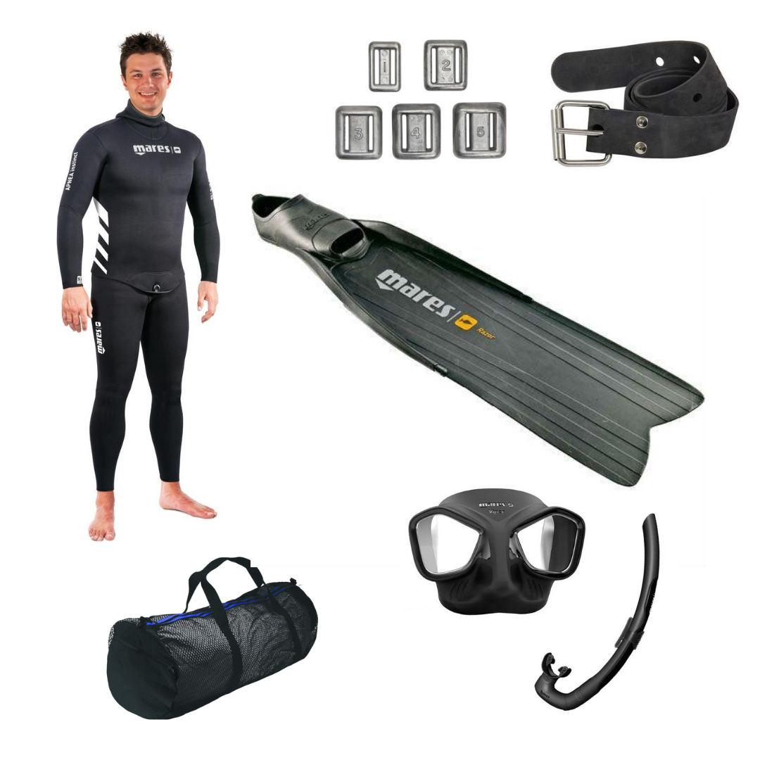 Local Freediver Package Image