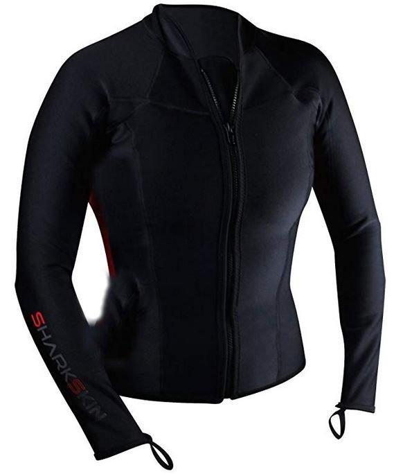 SHARKSKIN Women's Chillproof Long Sleeve Top with Full Zipper