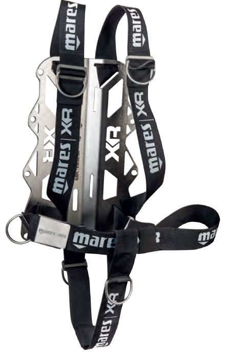 MARES Heavy Light Harness with Backplate