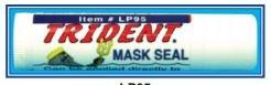 TRIDENT Mustache/Mask Sealer Stick