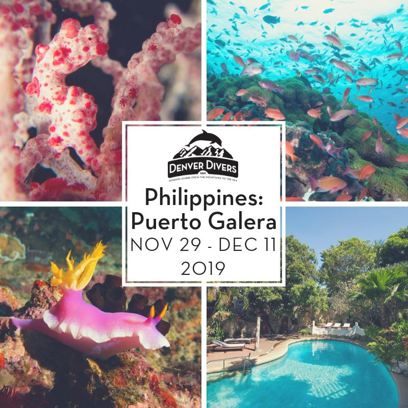 Philippines Puerto Galera 2019