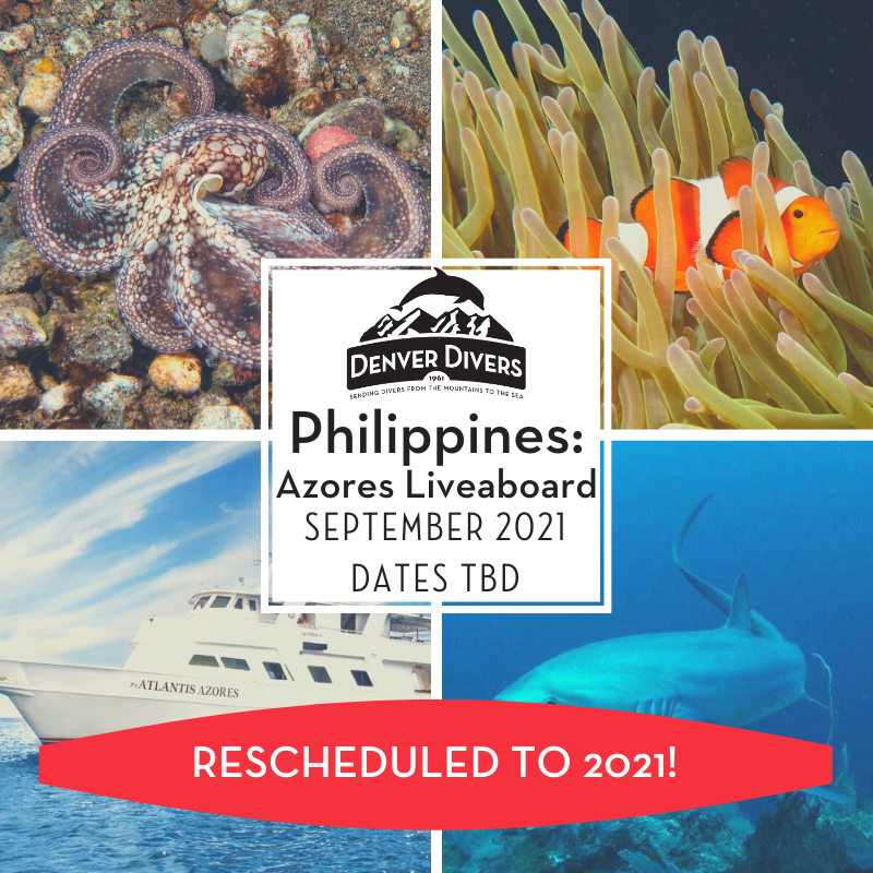 Philippines Liveaboard 2021