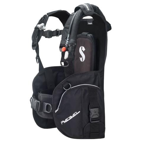 SCUBAPRO Rebel Youth BC w/ Balanced Power Inflator