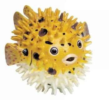 SAFARI Incredible Creatures Pufferfish