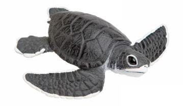 SAFARI Incredible Creatures Kemp's Ridley Sea Turtle Baby