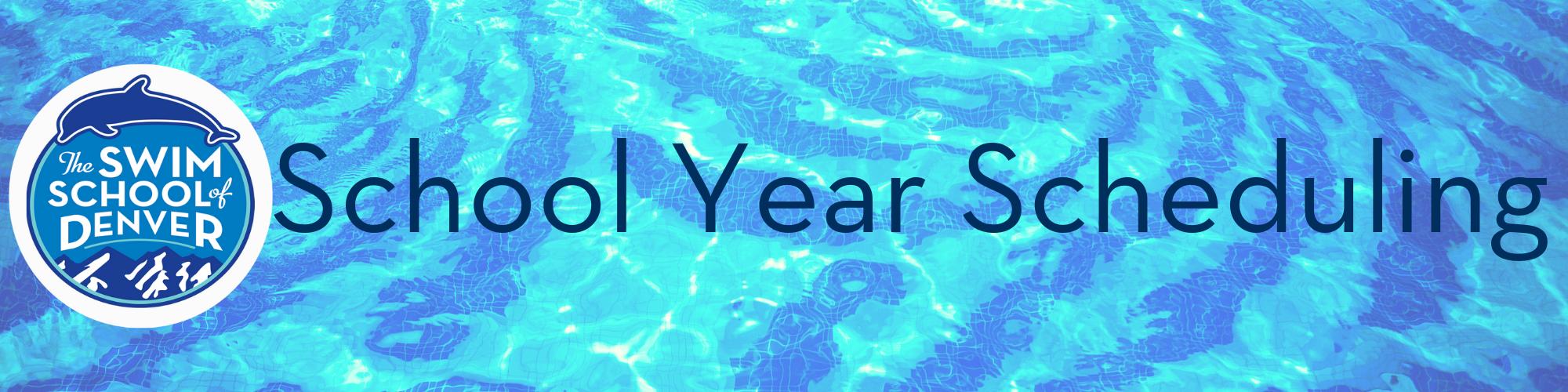 Swim School Scheduling